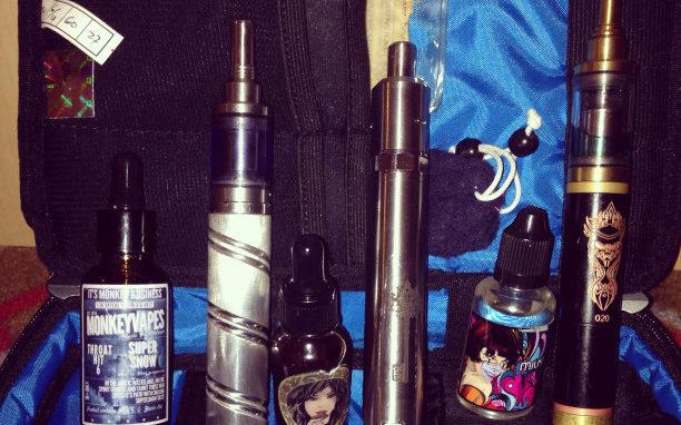 vaporizers and e-liquids